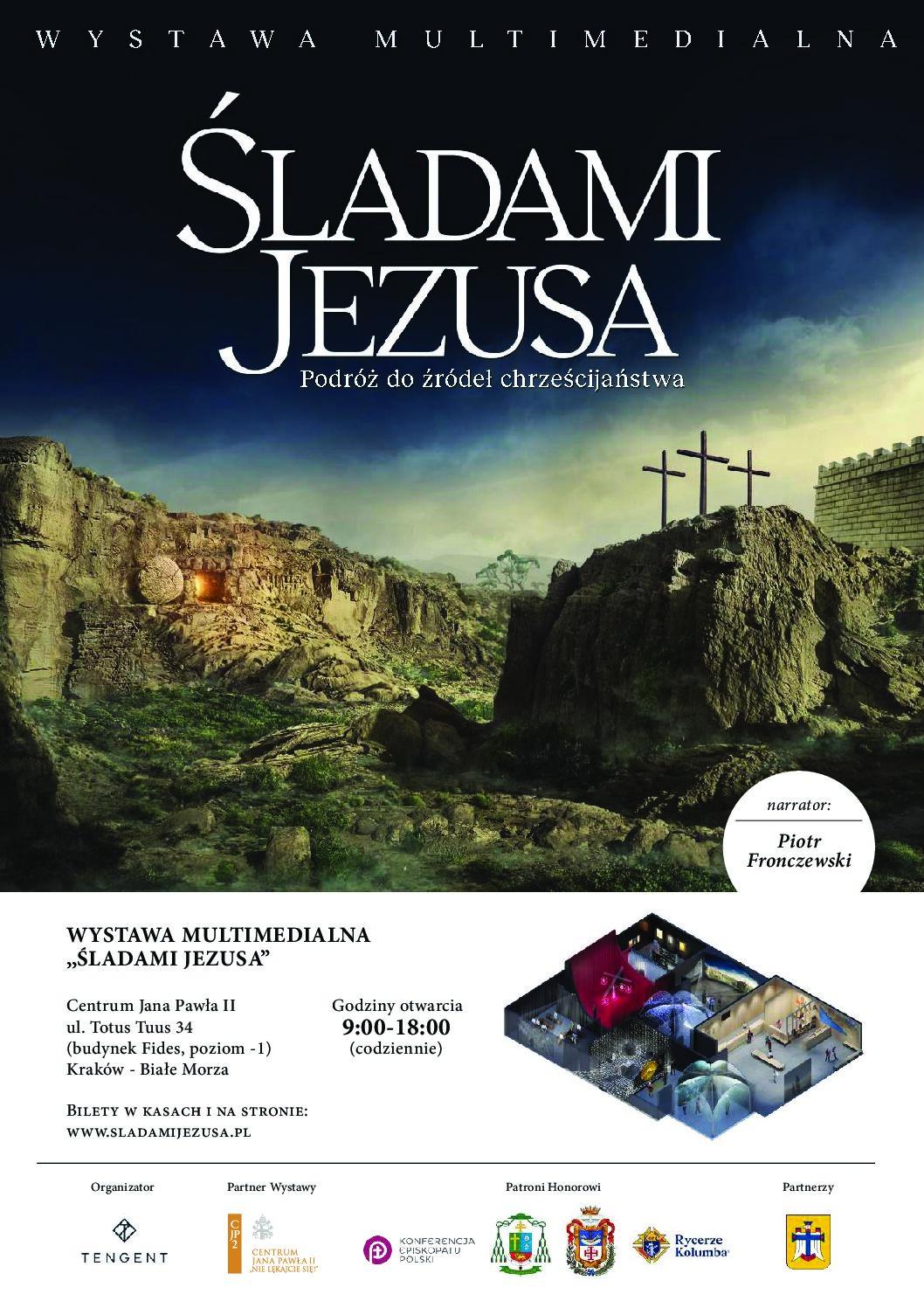 """Wystawa """"Śladami Jezusa"""""""